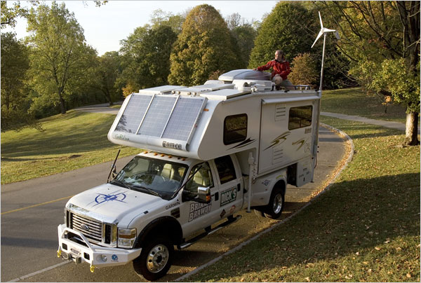 Benefits For Buying An RV